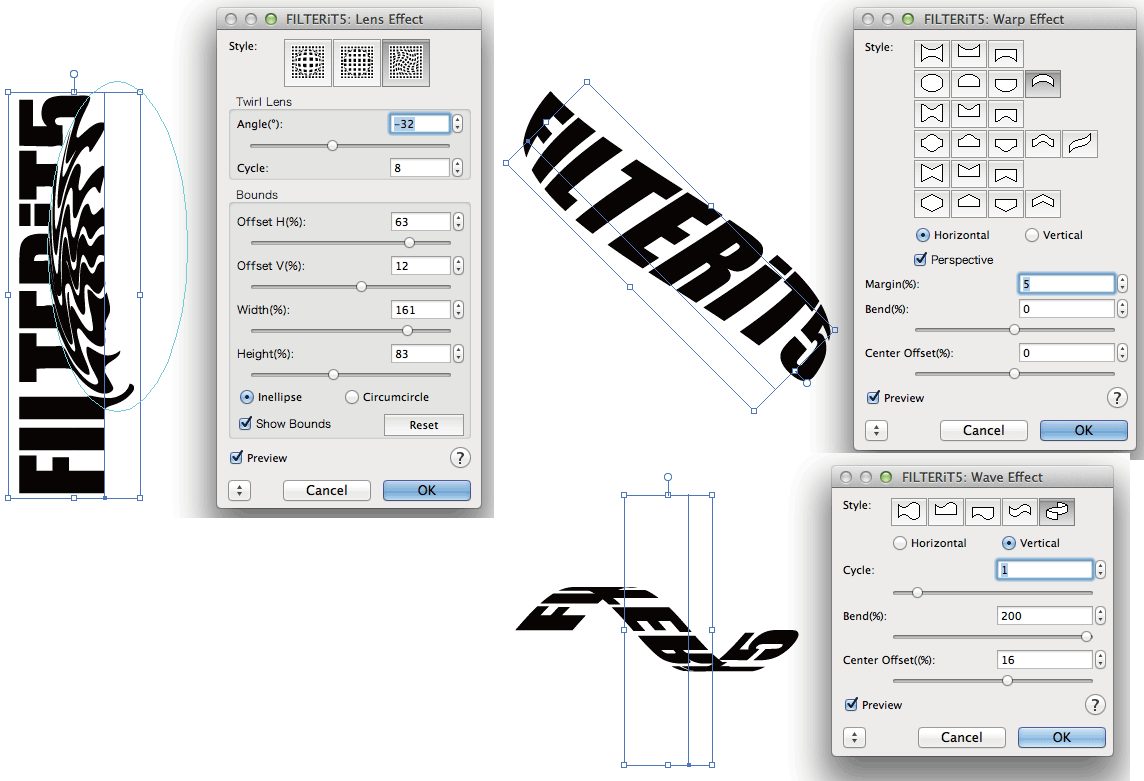 FILTERiT 5 - Adobe Illustrator Plugin | CValley, Inc