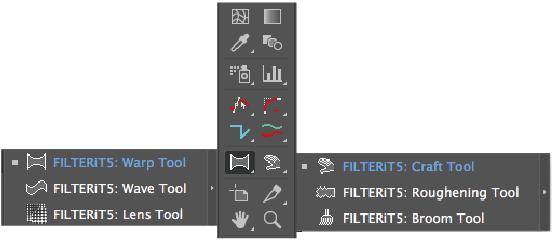 Tools / FILTERiT - Adobe Illustrator Plugin | CValley store
