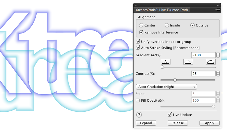 Xtream Path - Adobe Illustrator Plugin | CValley store